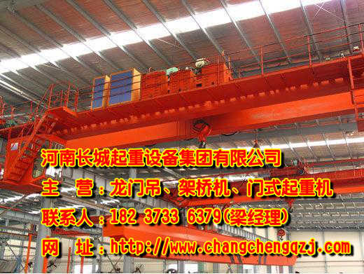 广西北海单梁桥式起重机厂家