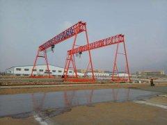 新疆阿克苏门式起重机厂家
