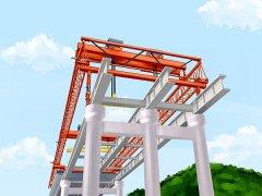 贵州铜仁架桥机厂家安装方便