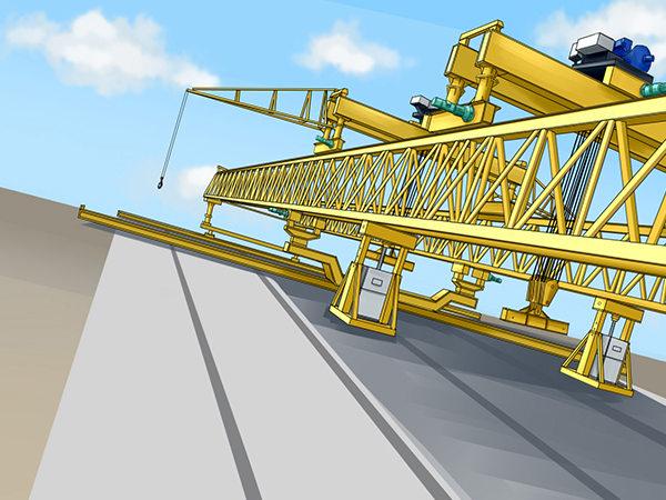 架桥机公司