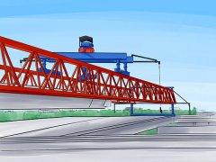 河南平顶山架桥机公司以信取人